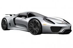 Al via le vendite della supersportiva ibrida Porsche 918 Spyder