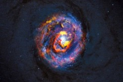 ALMA fotografa un buco nero supermassiccio