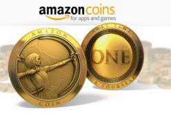 """Amazon lancia la sua moneta digitale """"Coins"""""""