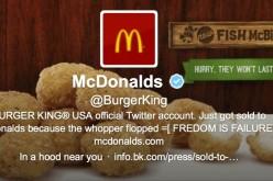 Ancora hacker su Twitter: Burger King diventa McDonald's