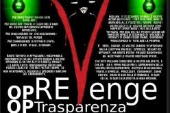 """Anonymous Italia viola il Viminale per svelare """"i tentacoli del potere"""""""