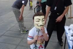 Anonymous: mini hacker per combattere il sistema