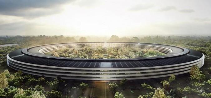 Apple Park aprirà le porte in primavera