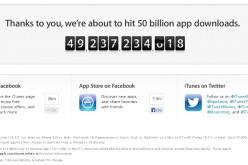 Apple regala 10mila dollari a chi scaricherà l'app numero 50 milardi