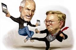 Apple vs Google: il 99% dei terminali Android è vulnerabile