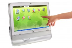 Arriva Eee Top, il PC all-in-one touch screen