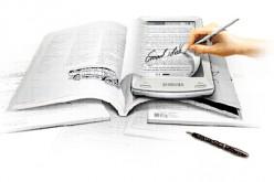 Arriva in Italia l'e-Book di Samsung