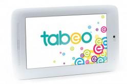 Arriva Tabeo, il tablet a misura di bambino