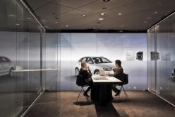 Audi City: il debutto del cyberstore metropolitano