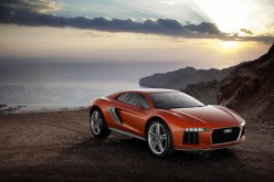 Audi nanuk quattro concept: la nuova forma del dinamismo