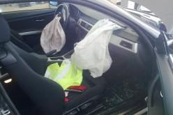Auto usate: allarme airbag esplosi e richiusi irregolarmente