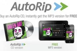 AutoRip: acquisti un cd e Amazon ti regala la versione MP3