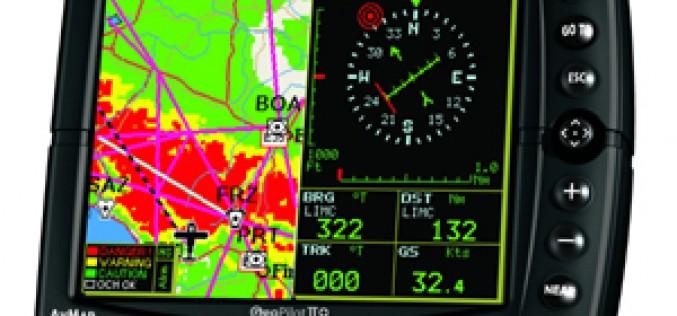 AvMap presenta il GPS ibrido per navigare in cielo e in terra