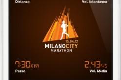 Barclays Milano City Marathon 2012: si corre con MCM2012, la iPhone app ufficiale