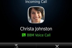 BBM 7 con BBM Voice disponibile per BlackBerry 5 OS