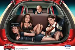 Berlusconi e le olgettine nel bagagliaio, la replica di Ford
