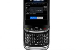 BlackBerry App World 2.1 introduce i pagamenti in-app