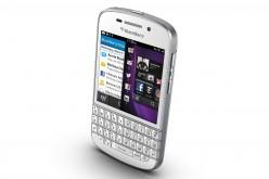 BlackBerry Q10, il primo con tastiera QWERTY