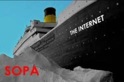 [Breaking News] Internet Vs. SOPA. 1 a 0