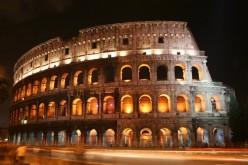 Canon protegge il Colosseo
