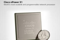 Cisco presenta nPower, il processore di rete più avanzato al mondo