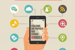 Italiani e dispositivi mobili: amore insaziabile