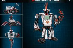 Da Autodesk un manuale in 3D per i robot LEGO MINDSTORMS