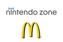 Da McDonald's con l'hamburger nella Nintendo zone