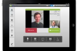 Da Siemens EC, l'innovativa Call Swipe: la chiamata passa dal cellulare all'iPad con un tocco
