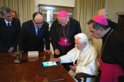 Dal 3 dicembre anche il Papa su Twitter