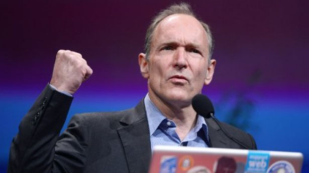 Tim Berners-Lee, creatore del www
