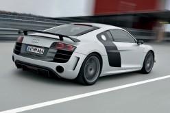 Debutta la Audi R8 GT