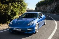 Debutta la Panamera S Hybrid a Ginevra