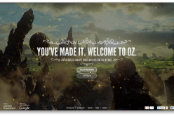 Disney e la magia di OZ su Chrome