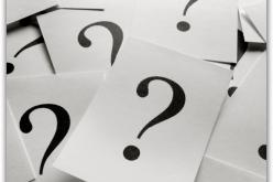 """Domande e Risposte o se preferite """"Q&A"""""""