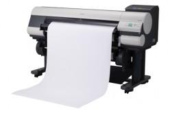 Due nuove stampanti Canon largo formato a colori 44'' per i mercati CAD e GIS