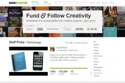 E' Kickstarter la salvezza dell'innovazione