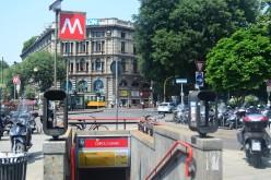 eBay invade la stazione della metro in Largo Cairoli
