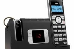 Ecco il telefono per le casalinghe: primo sul mercato con auricolare digitale compreso