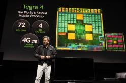 Ecco Tegra 4, il processore mobile più veloce al mondo