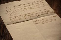 EMC svela una lettera inedita di Maria Antonietta