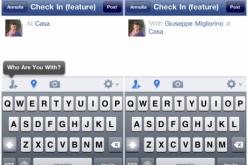 Facebook 3.5 per iPhone rende tutto più facile