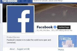 Facebook certifica i profili contro i fake