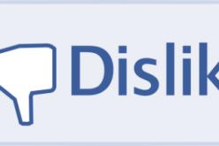 """Facebook e il tasto """"non mi piace"""", un'arma a doppio taglio?"""