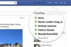 Facebook pensa ai trending topics in stile Twitter