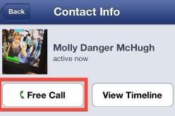 Facebook vs Skype, arrivano le chiamate gratis VoIP