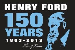 Ford celebra in tutto il mondo il 150esimo anniversario della nascita di Henry Ford