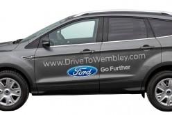 Ford Kuga ti porta a Wembley per la finale di UEFA Champions League