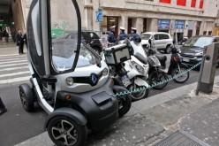 Genova si scopre SMART con 17 colonnine per auto elettriche