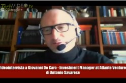 Videointervista a Giovanni De Caro, Investment Manager di Atlante Ventures